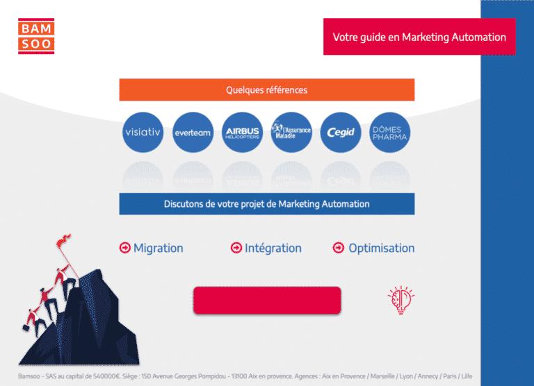 Marketing Automation : Bases expliquées d'un onboarding B2B efficace - Contactez-nous.