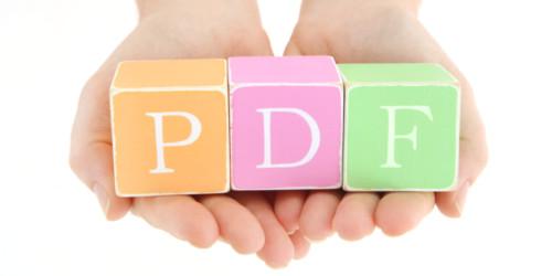 PDF et LinkedIn : un marriage réussi.